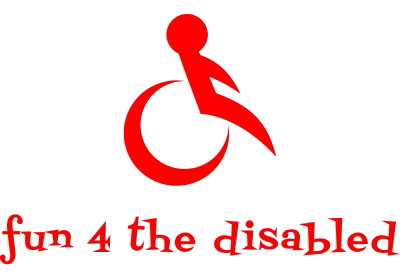 fun 4 the disabled logo