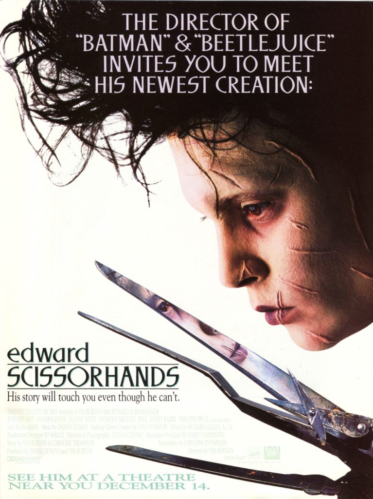 An Essay on Edward Scissorhands and Disability Stereotypes